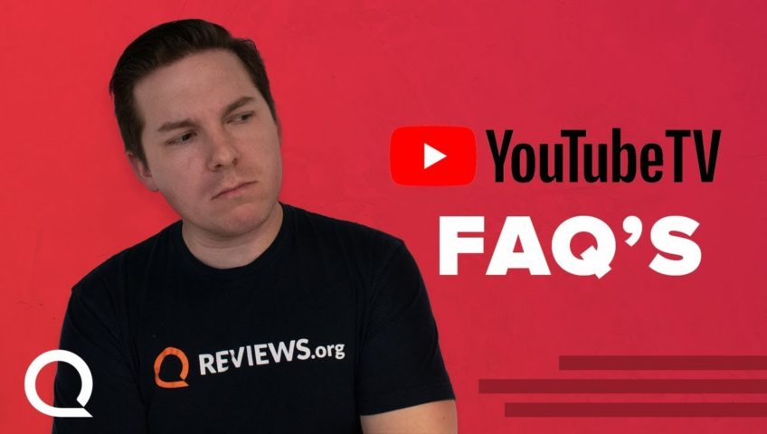 youtube TV Faq