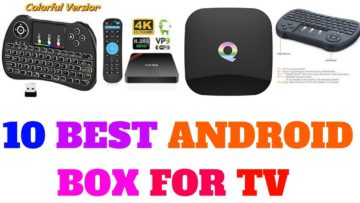 Top 10 Best android box for tv